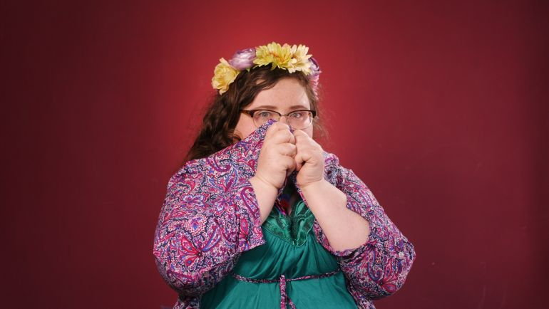 COMEDY: ALISON SPITTLE MAKES A SHOW OF HERSELF