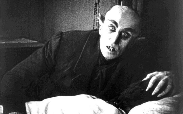 Nosferatu Sings....Songs in the key of HALLOWEEN!